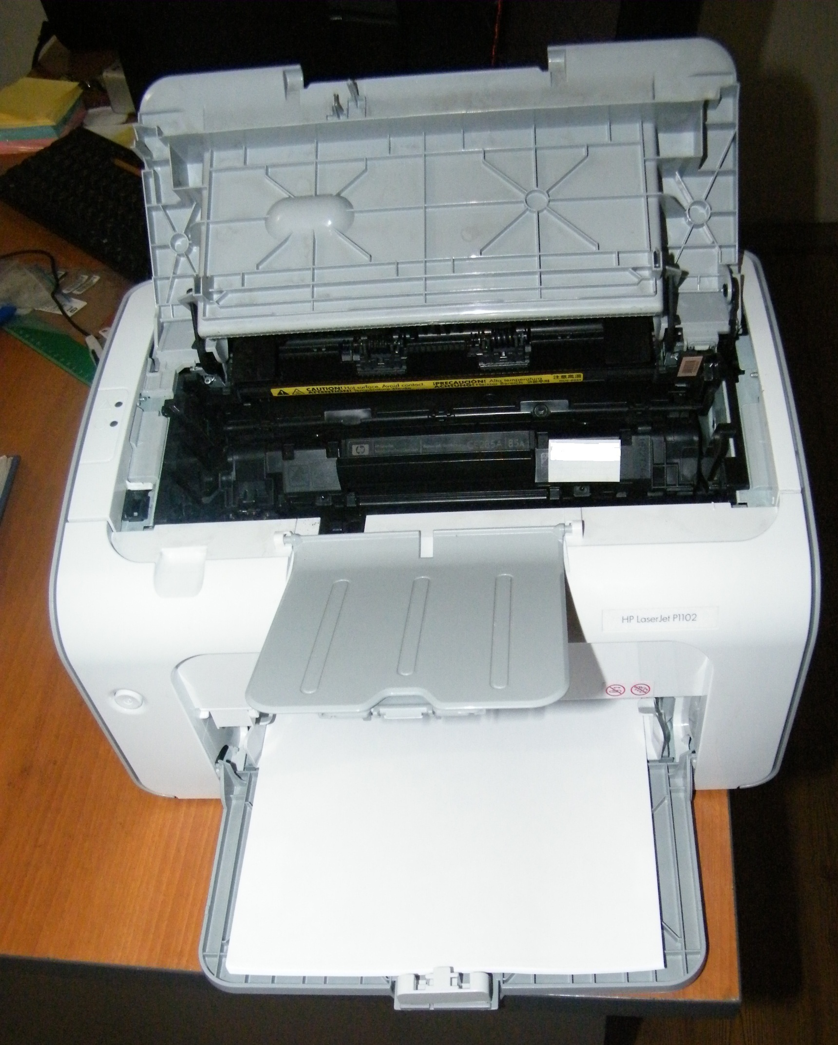 инструкция по разборке принтера hp 1220с